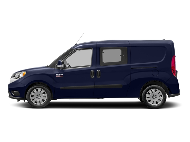 2017 Ram Truck ProMaster City Wagon Prices and Values Passenger Van SLT side view