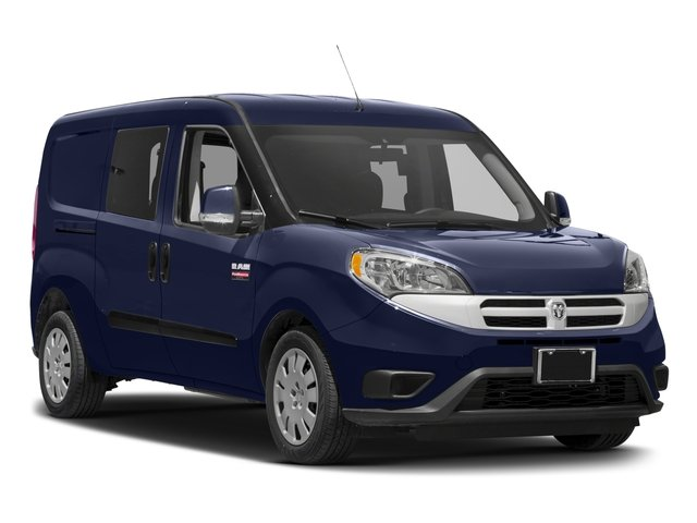 2017 Ram Truck ProMaster City Wagon Prices and Values Passenger Van SLT side front view