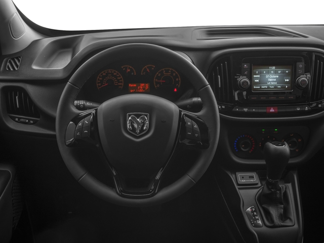 2017 Ram Truck ProMaster City Wagon Prices and Values Passenger Van SLT driver's dashboard