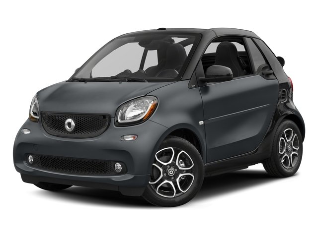 2017 smart fortwo Base Price passion cabriolet Pricing side front view