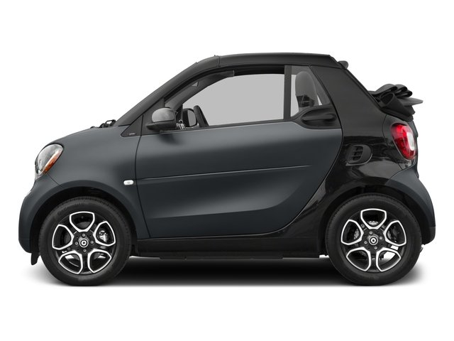 2017 smart fortwo Base Price passion cabriolet Pricing side view