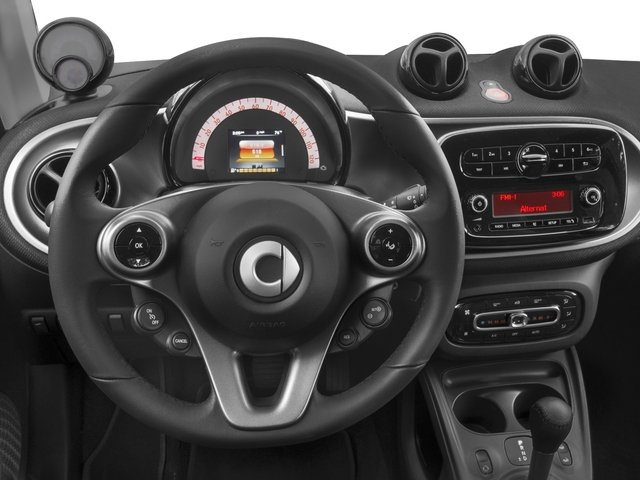 2017 smart fortwo Base Price passion cabriolet Pricing driver's dashboard