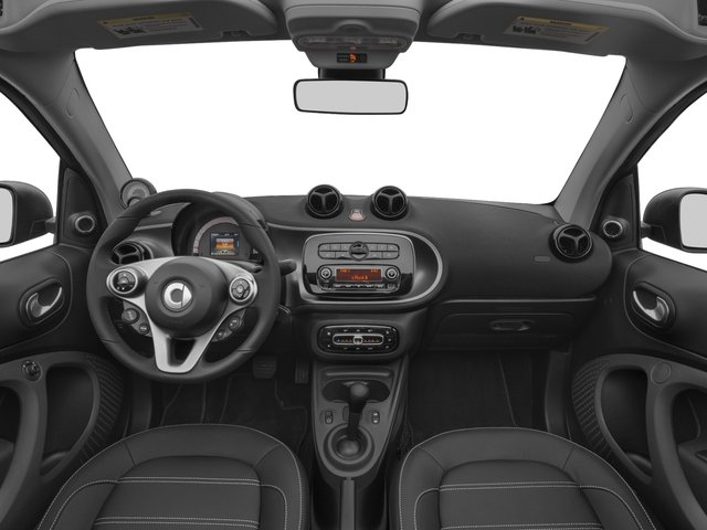 2017 smart fortwo Base Price passion cabriolet Pricing full dashboard