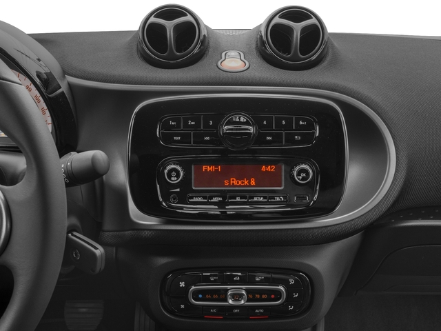 2017 smart fortwo Base Price passion cabriolet Pricing stereo system