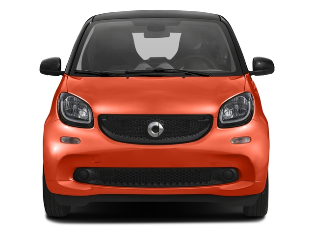 2017 smart fortwo Pictures fortwo Coupe 2D Pure I3 Turbo photos front view