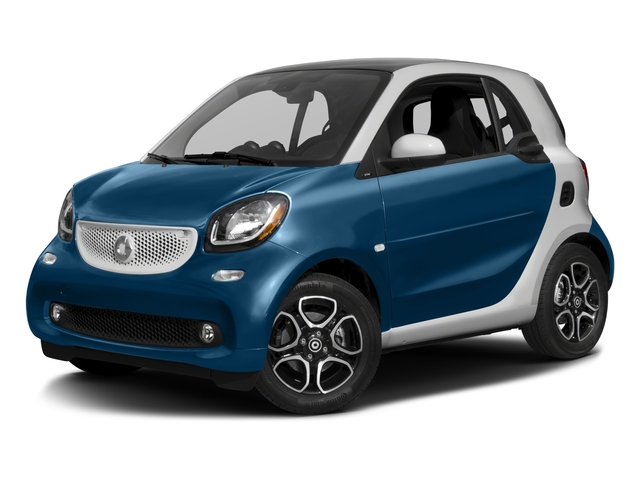 2017 Smart Fortwo Base Price Prime Coupe Pricing Side Front View