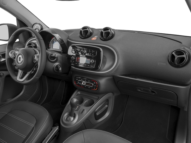 2017 smart fortwo Pictures fortwo Coupe 2D Proxy I3 Turbo photos passenger's dashboard