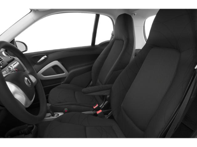 2017 smart fortwo electric drive Pictures fortwo electric drive Coupe 2D Passion Electric photos front seat interior