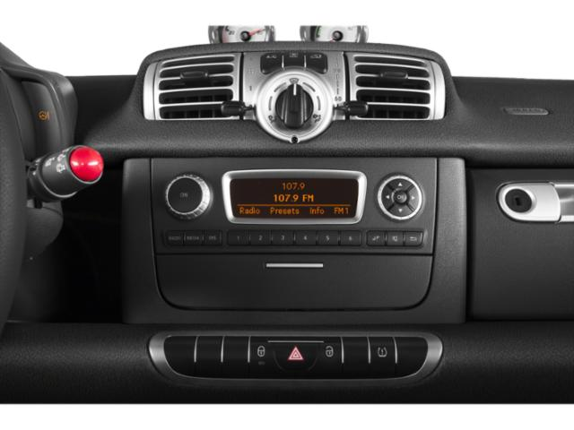 2017 smart fortwo electric drive Pictures fortwo electric drive Coupe 2D Passion Electric photos stereo system