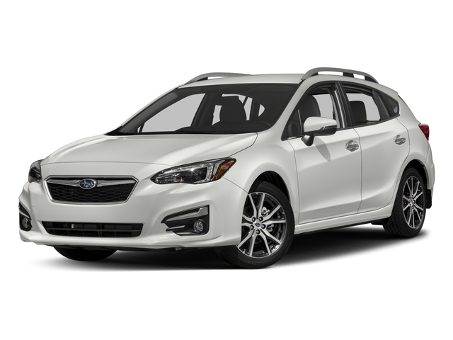 2017 Subaru Impreza Pictures Wagon 5d I Limited Awd Photos Side Front View