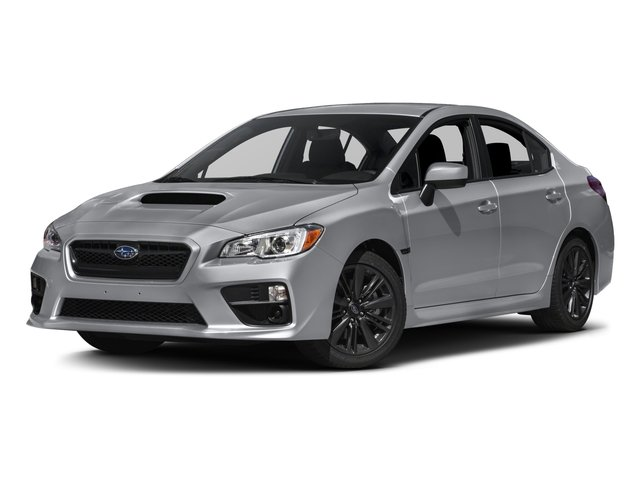2017 Subaru Wrx Pictures Sedan 4d Awd Turbo Photos Side Front View