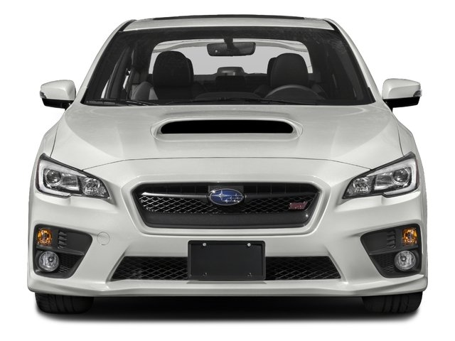 2017 Subaru Wrx Prices And Values Sedan 4d Sti Limited Awd Turbo Front View