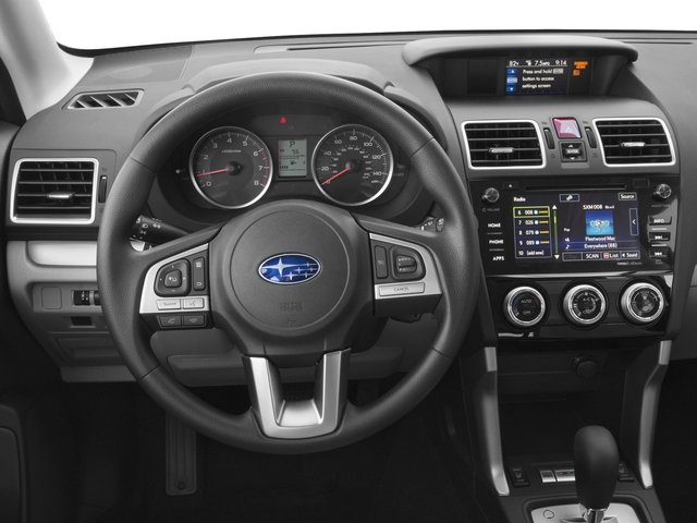 2017 Subaru Forester Pictures 2 5i Premium Manual Photos Driver S Dashboard