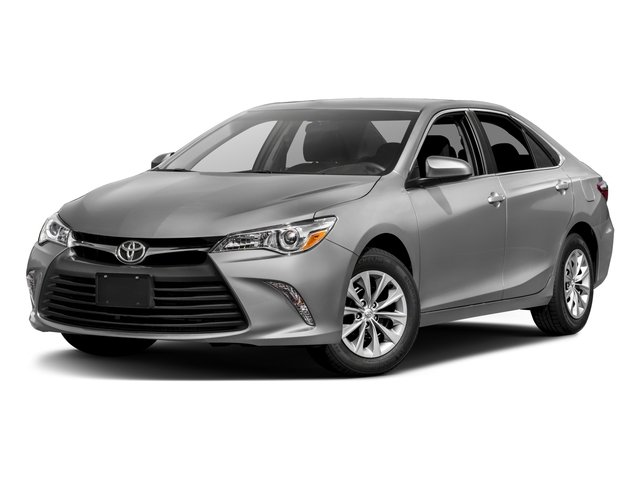 2017 Toyota Camry Prices and Values Sedan 4D LE I4 side front view