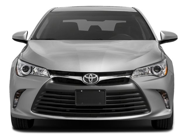 2017 Toyota Camry Prices and Values Sedan 4D LE I4 front view