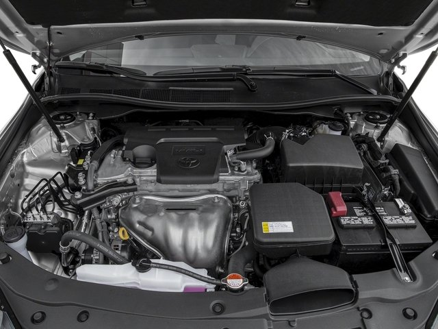 2017 Toyota Camry Prices and Values Sedan 4D LE I4 engine