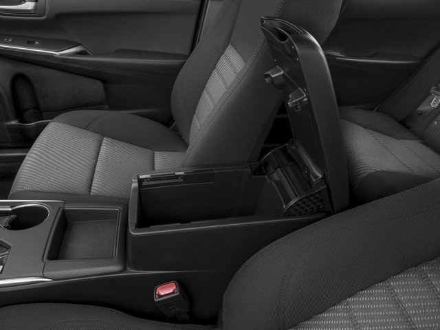 2017 Toyota Camry Prices and Values Sedan 4D LE I4 center storage console