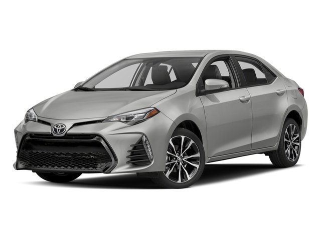 2017 Toyota Corolla Prices and Values Sedan 4D SE I4