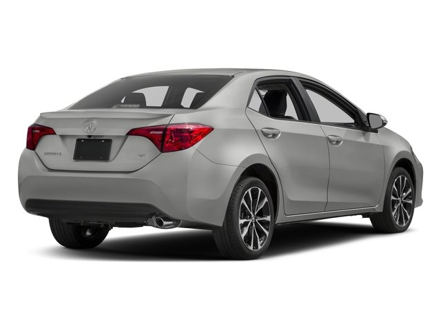 2017 Toyota Corolla Prices and Values Sedan 4D SE I4 side rear view