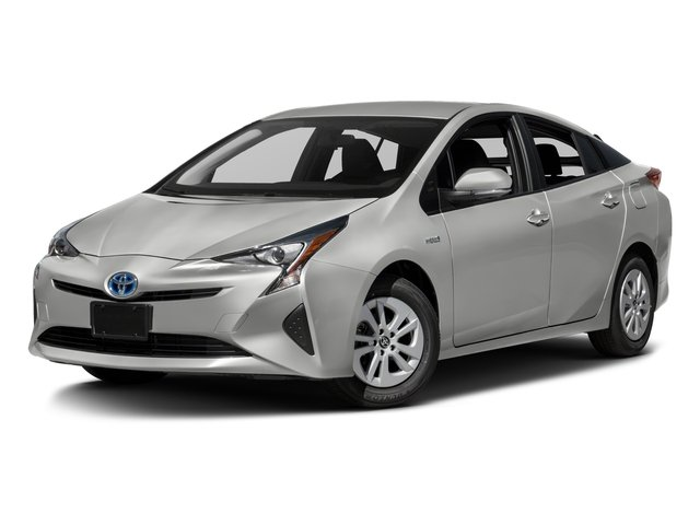 2017 Toyota Prius Base Price Four Pricing Side Front View