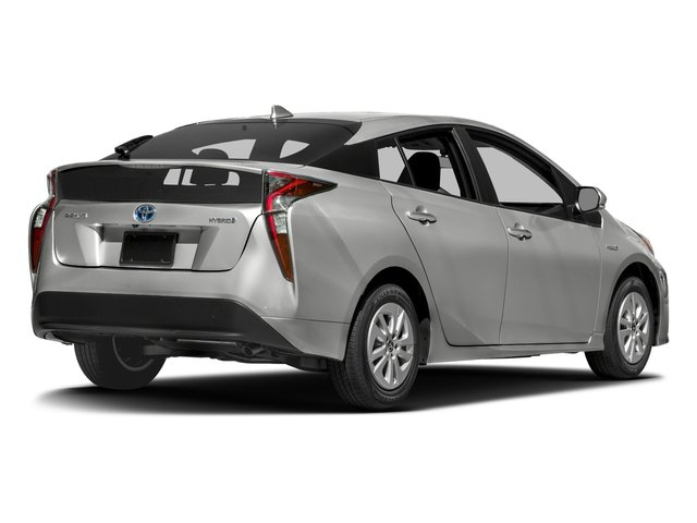 2017 Toyota Prius Prices and Values Liftback 5D Four I4 Hybrid side rear view