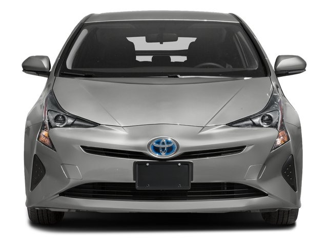 2017 Toyota Prius Prices and Values Liftback 5D Four I4 Hybrid front view