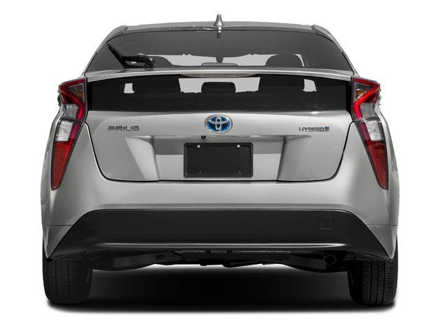 2017 Toyota Prius Prices and Values Liftback 5D Four I4 Hybrid rear view