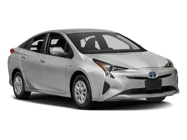 2017 Toyota Prius Prices and Values Liftback 5D Four I4 Hybrid side front view