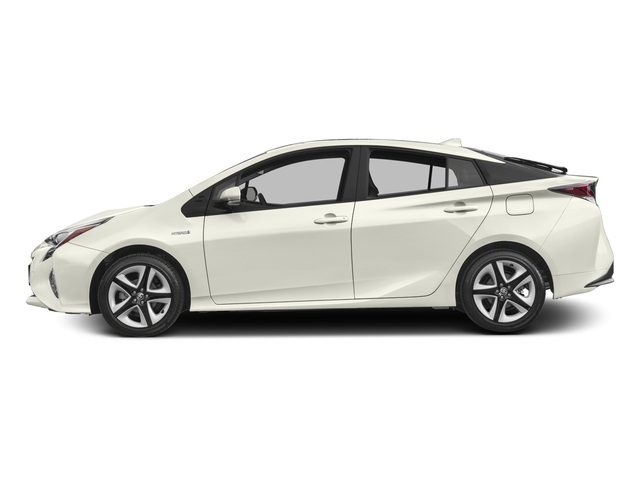 2017 Toyota Prius Prices and Values Liftback 5D Three Touring I4 Hybrid side view