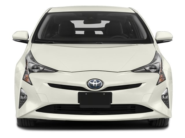 2017 Toyota Prius Prices and Values Liftback 5D Three Touring I4 Hybrid front view
