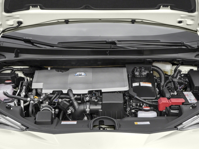 2017 Toyota Prius Prices and Values Liftback 5D Three Touring I4 Hybrid engine
