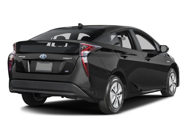 2017 Toyota Prius Prices and Values Liftback 5D Two Eco I4 Hybrid side rear view