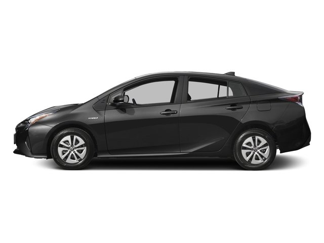2017 Toyota Prius Prices and Values Liftback 5D Two Eco I4 Hybrid side view