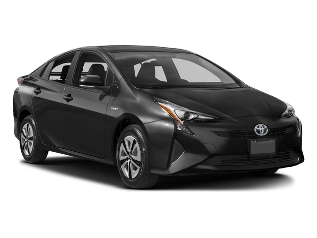 2017 Toyota Prius Prices and Values Liftback 5D Two Eco I4 Hybrid side front view