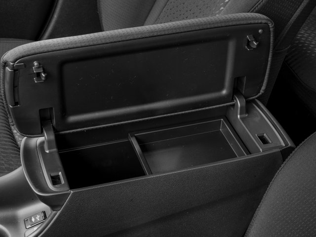 2017 Toyota Prius Prices and Values Liftback 5D Two Eco I4 Hybrid center storage console