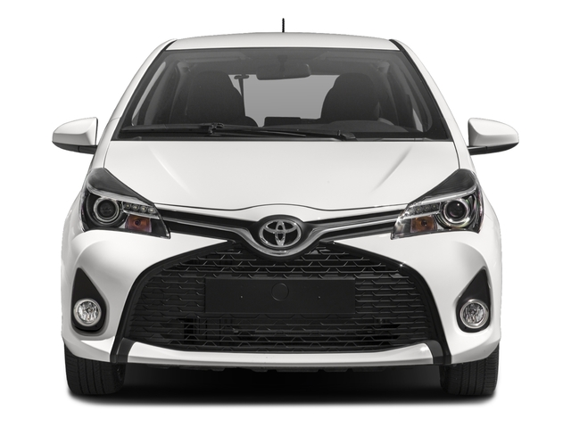 2017 Toyota Yaris Pictures Yaris Hatchback 5D SE I4 photos front view
