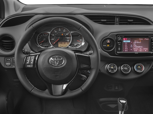 2017 Toyota Yaris Pictures Yaris Hatchback 5D SE I4 photos driver's dashboard
