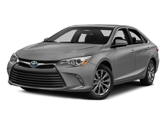 2017 Toyota Camry Base Price Hybrid Xle Cvt Pricing Side Front View