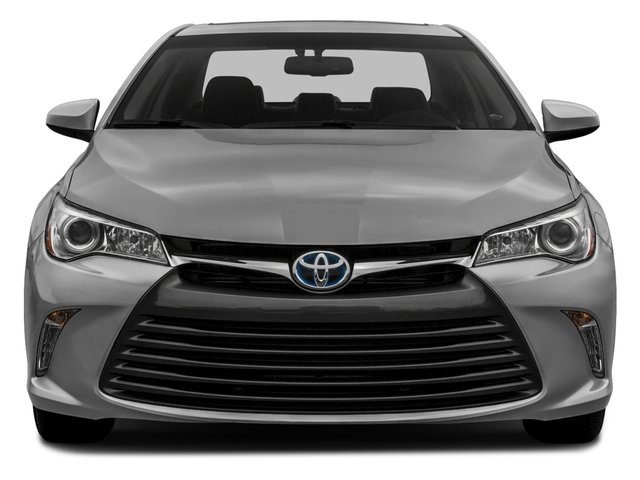 2017 Toyota Camry Base Price Hybrid Xle Cvt Pricing Front View