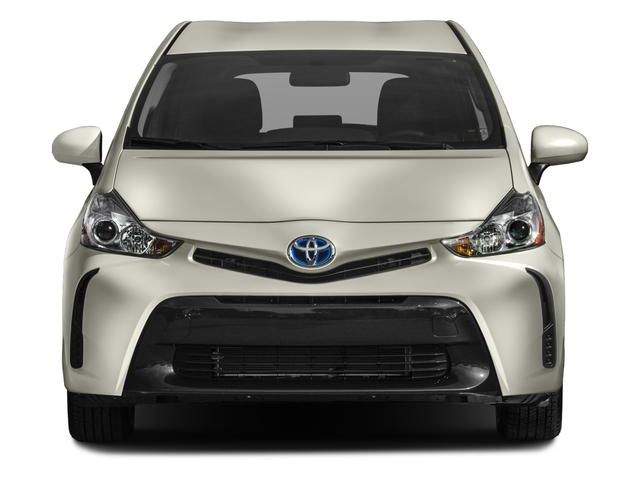 2017 Toyota Prius v Prices and Values Liftback 5D v Two I4 Hybrid front view