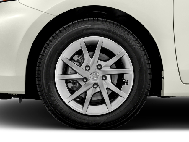 2017 Toyota Prius v Prices and Values Liftback 5D v Two I4 Hybrid wheel
