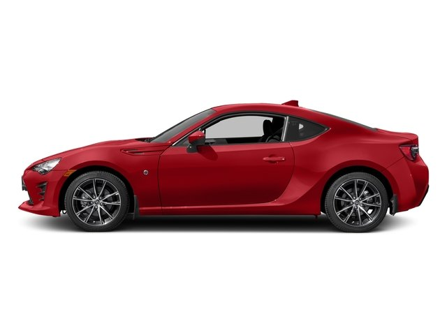 2017 Toyota 86 Prices and Values Coupe 2D 860 Special Edition side view