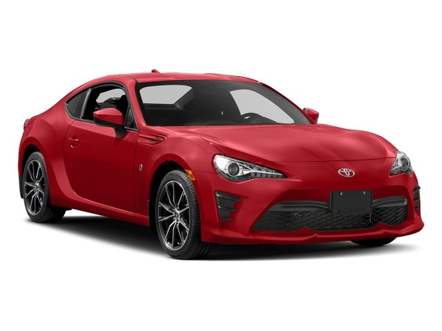 2017 Toyota 86 Prices and Values Coupe 2D 860 Special Edition side front view