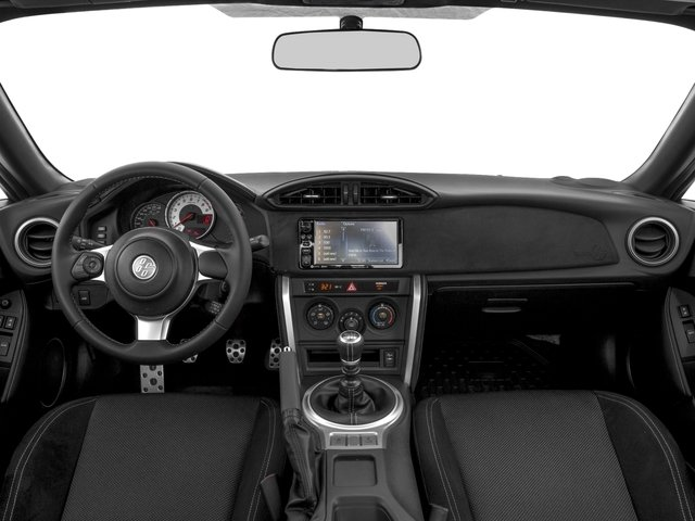 2017 Toyota 86 Prices and Values Coupe 2D 860 Special Edition full dashboard