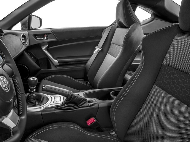 2017 Toyota 86 Prices and Values Coupe 2D 860 Special Edition front seat interior