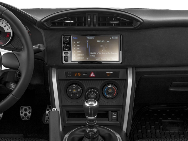 2017 Toyota 86 Prices and Values Coupe 2D 860 Special Edition stereo system