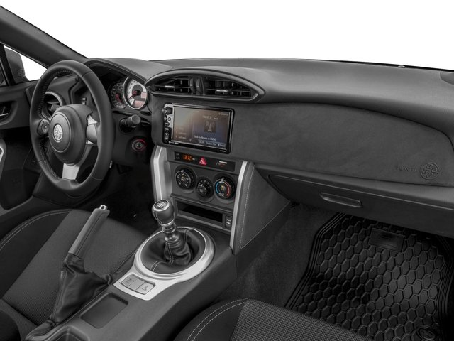 2017 Toyota 86 Prices and Values Coupe 2D 860 Special Edition passenger's dashboard