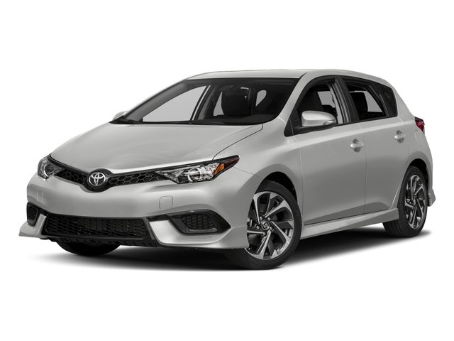 2017 Toyota Corolla iM Prices and Values Hatchback 5D