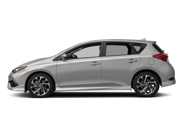 2017 Toyota Corolla iM Prices and Values Hatchback 5D side view