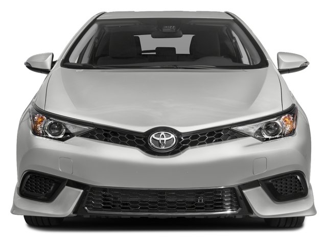2017 Toyota Corolla iM Prices and Values Hatchback 5D front view